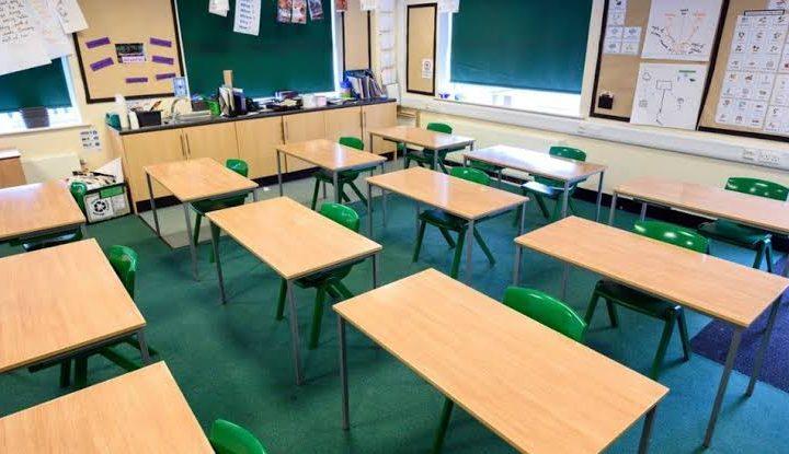 The reopening of schools joke